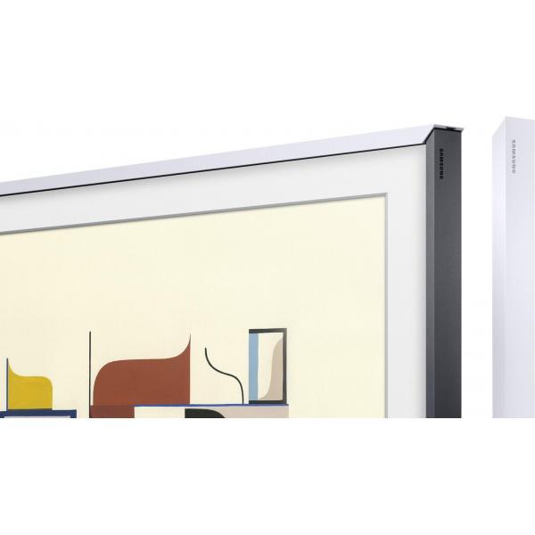 TV рамка Samsung The Frame, 43 дюйма, белый (VG-SCFM43WM/RU)