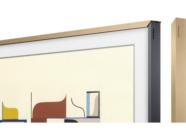 TV рамка Samsung The Frame, 65 дюймов, бежевый (VG-SCFM65LW/RU)