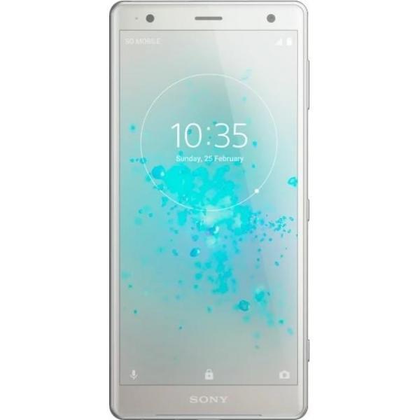 Смартфон Sony Xperia XZ2 DS Liquid Silver
