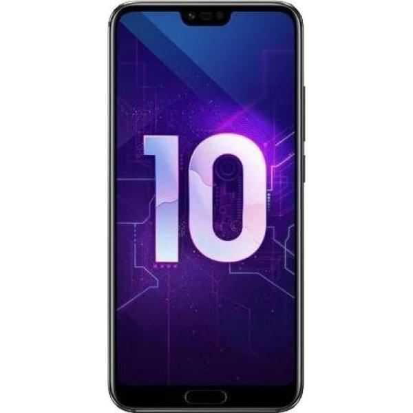 Смартфон Honor 10 4/64GBЧерный