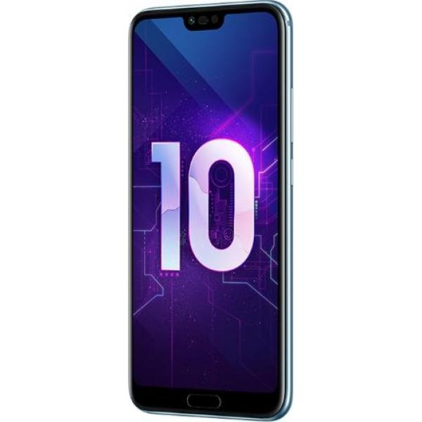 Смартфон Honor 10 4/64GB Ледяной с...