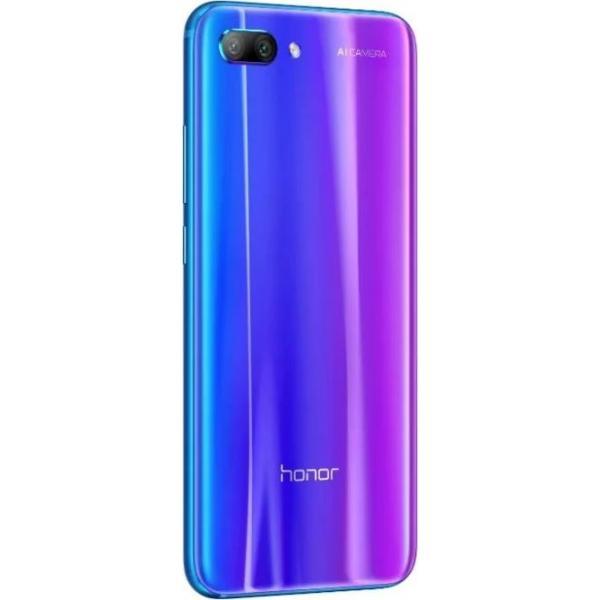 Смартфон Honor 10 4/64GBМерцающий синий