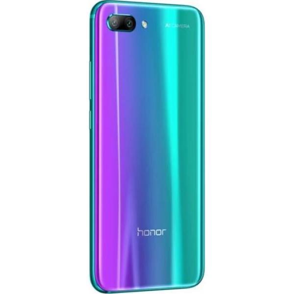 Смартфон Honor 10 4/64GBМерцающий зеленый