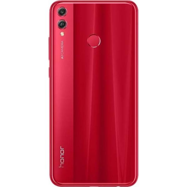Сматрфон Honor 8X 4/128GB Красный