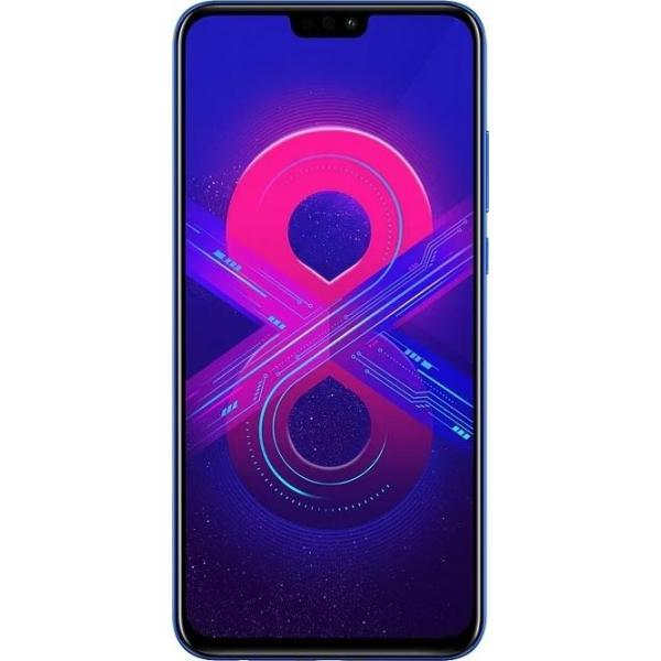 Смартфон Honor 8X 4/64GB Синий