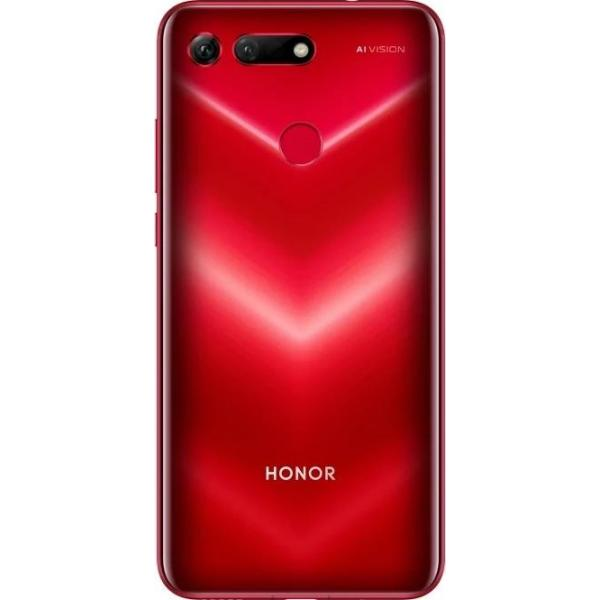 Смартфон Honor View 20 8/256GB Красн�...