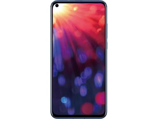Смартфон Honor View 20 8/256GB Мерцающий синий