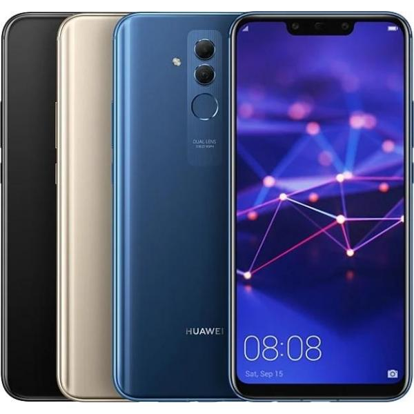 Смартфон Huawei Mate 20 lite 64gb Сапфировый синий