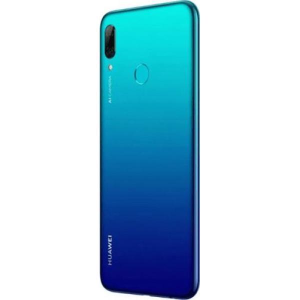 Смартфон Huawei P Smart (2019) ЯРКО-ГОЛУБОЙ 3/32GB