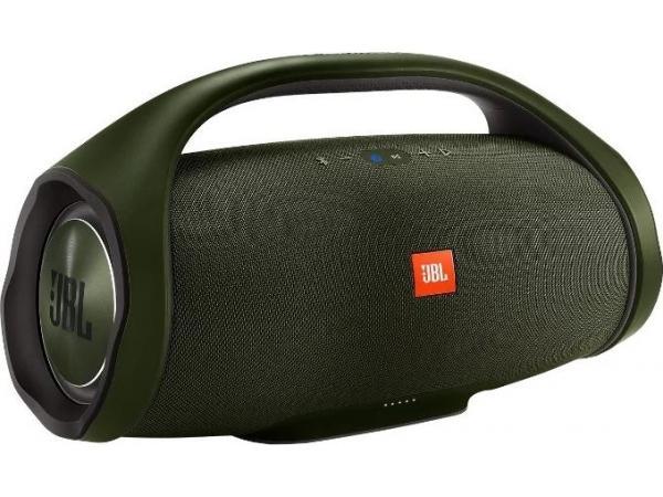 Портативная акустика JBL Boombox Forest Green
