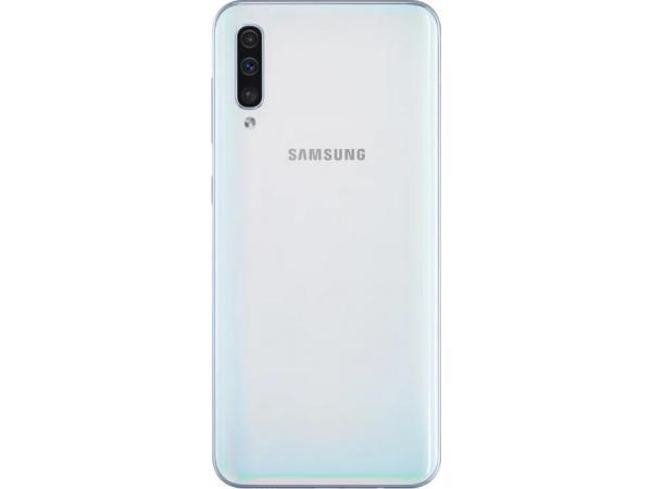 Смартфон Samsung Galaxy A50 6/128GB Белый