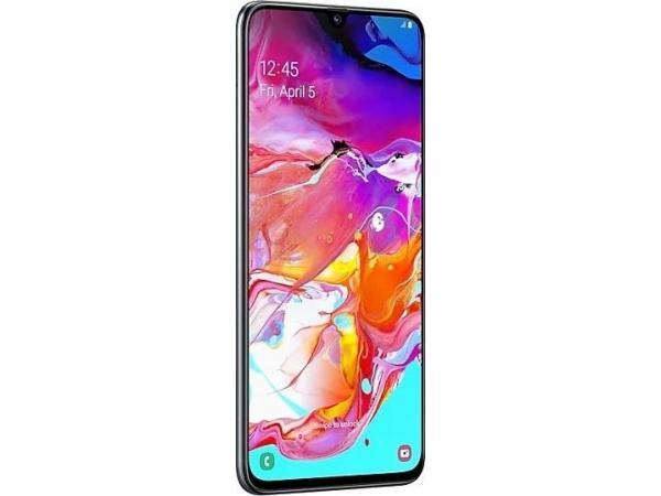 Смартфон Samsung Galaxy A70 128GB Черный