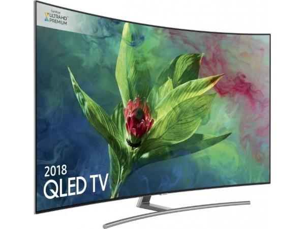QLED телевизор Samsung QE65Q8CNA