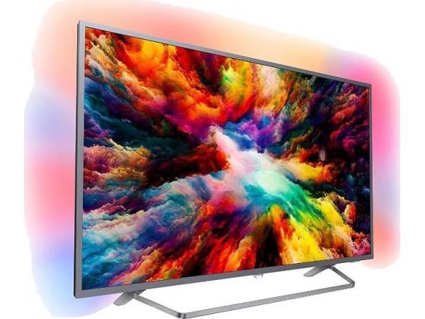 LED телевизор Philips 55PUS7303