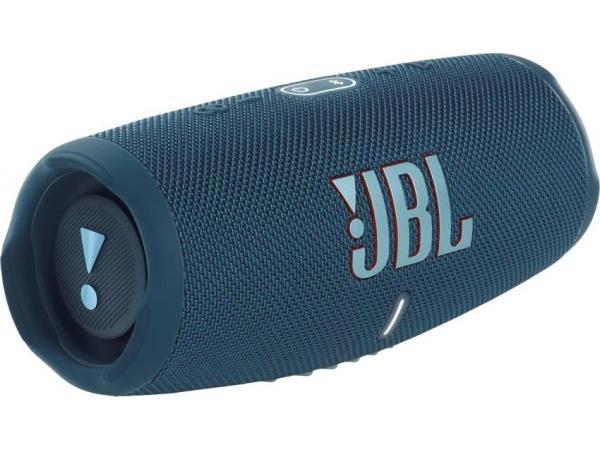 Портативная акустика JBL Charge 5, синий