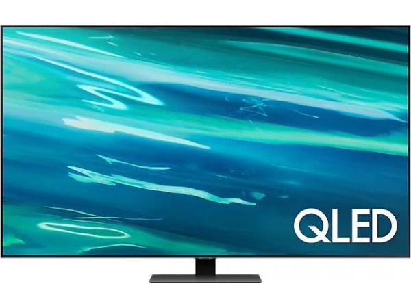 QLED телевизор Samsung QE55Q80AAU