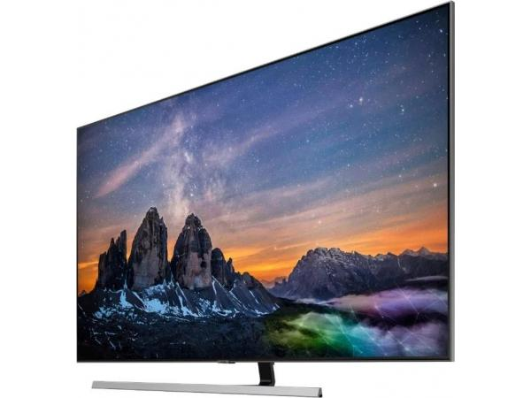 QLED телевизор Samsung QE55Q80RAU